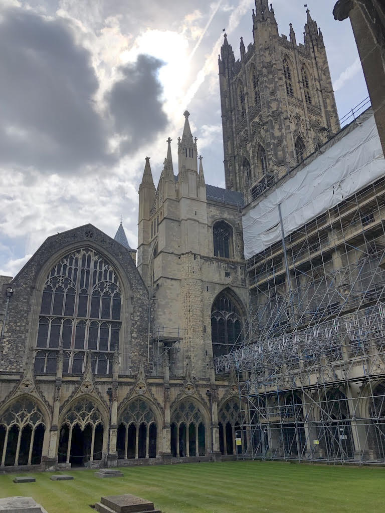 Canterbury. Cathedral